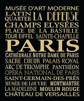 Jaime Friedman - Paris Attractions