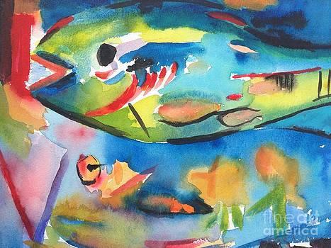 Parrot Fish by Joanne Killian