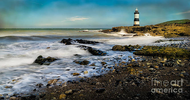 Adrian Evans - Penmon Lighthouse
