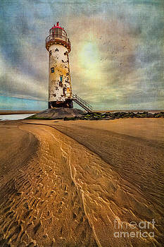 Adrian Evans - Point of Ayre Lighthouse