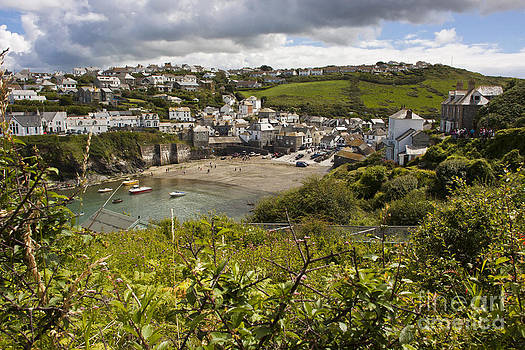 Port Issac Cornwall by Anthony Morgan