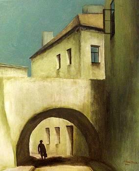 Porta Sordida by Milena Gawlik