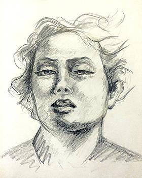Portrait  by Negar Naji