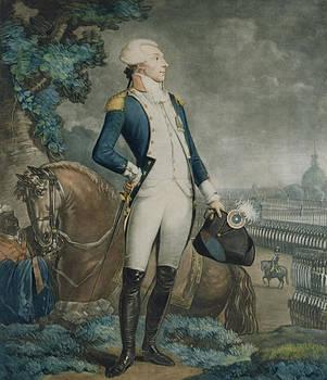 Philibert-Louis Debucourt - Portrait of the Marquis de La Fayette