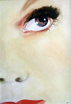 Powder My Nose by Ed  Heaton