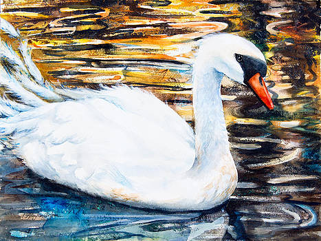 Prince of Swans by Patricia Allingham Carlson
