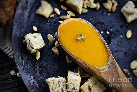 Mythja  Photography - Pumpkin soup