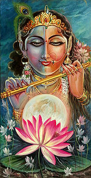 Radha Krishna by Mayur Sharma