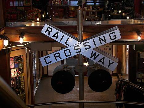 Daryl Macintyre - Railway Crossing