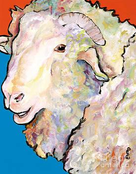 Pat Saunders-White - Rainbow Ram