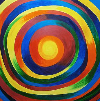Rainbow Vertigo by Drew Shourd