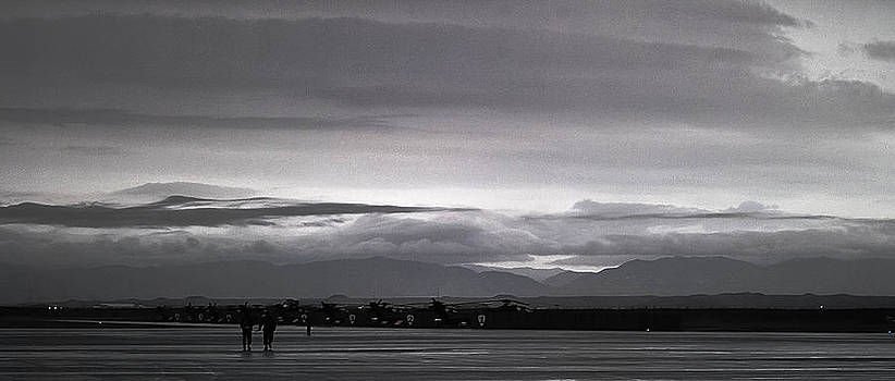 Rainy Day by Joshua Burcham