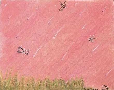 Rainy respite by Mario  Carter