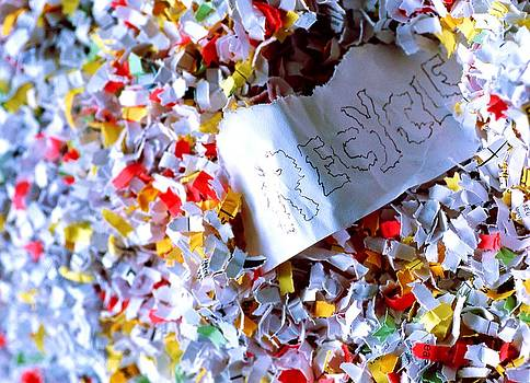 Recycle by Karen M Blankenship