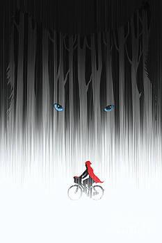 Red Riding Hood by Sassan Filsoof