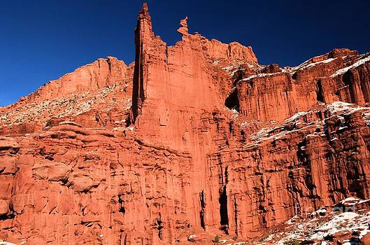Adam Jewell - Red Rock Fisher Towers
