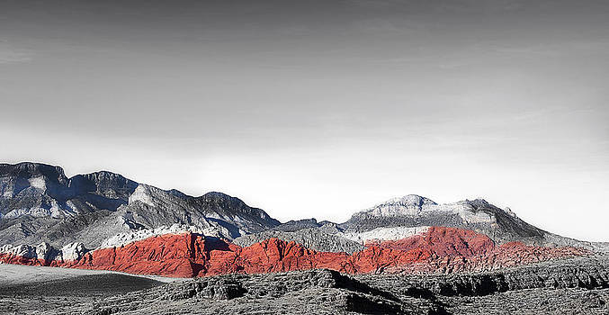 Red Rocks National Park by Yosi Cupano