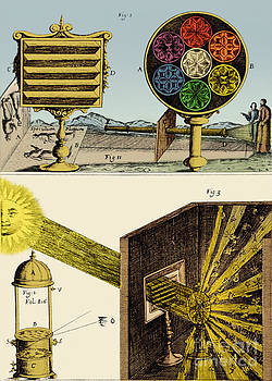 Science Source - Refraction Of Light 1685