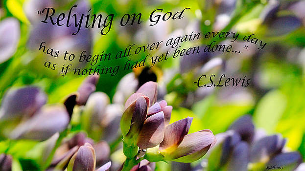 Relying on God by Sybil Conley