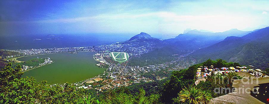 Rio de Janeiro Ver-2 by Larry Mulvehill