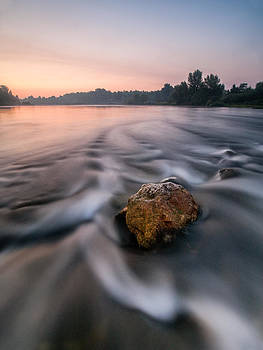 River of dreams by Davorin Mance