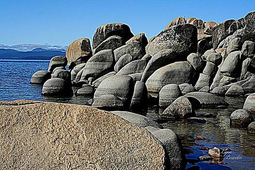 Lynn Bawden - Rocks Rocks and More Rocks