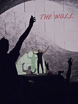 Roger Waters-Pink Floyd -Wall tour 2012 Grand Rapids by Dorin Stef