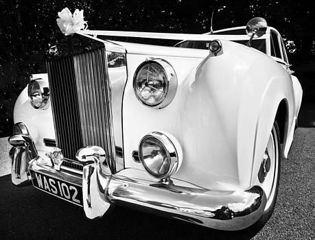 Steven Poulton - Rolls Royce
