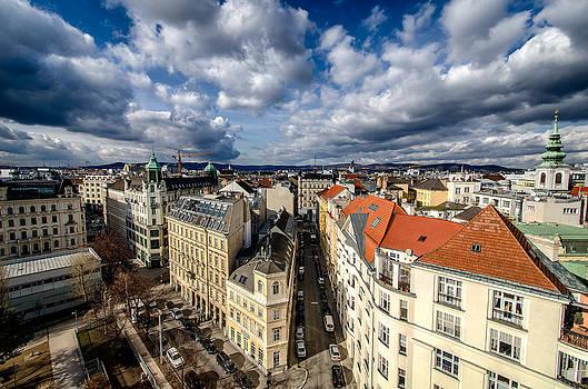 Roofs by Oleksandr Maistrenko