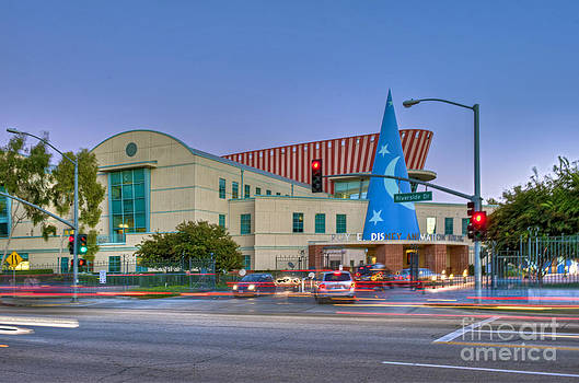 David Zanzinger - Roy E. Disney Animation Building in Burbank CA.