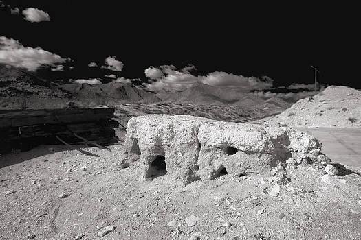 Ruins At Dos Cabezas III by Lawrence Brillon