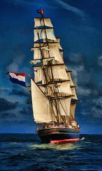 Dale Jackson - Sail Away