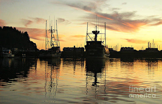 Sailors Delight by Mindy Bench