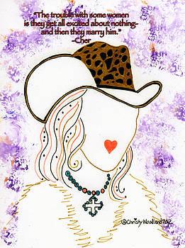 Samantha- Marry him by Christy Woodland