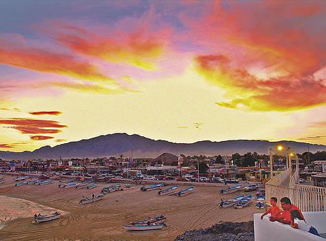 Jeff Brunton - San Felipe Sunset 06