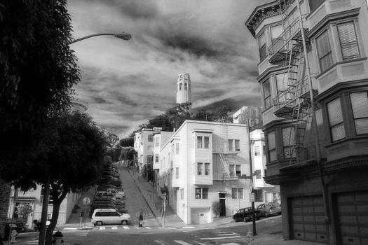 San Francisco by Jim McCullaugh