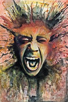 Scream by Michael  Volpicelli