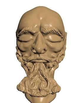 Sculpture by Moshfegh Rakhsha