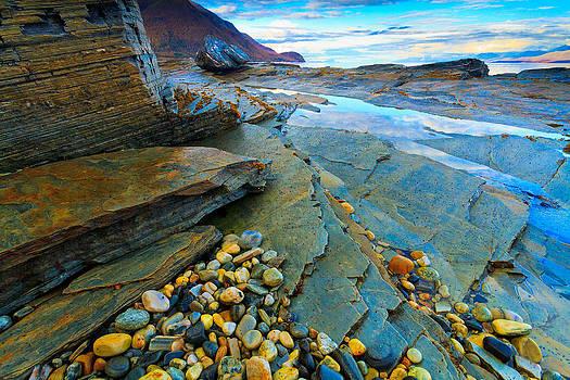 Sea Pebbles by Mark Ledingham