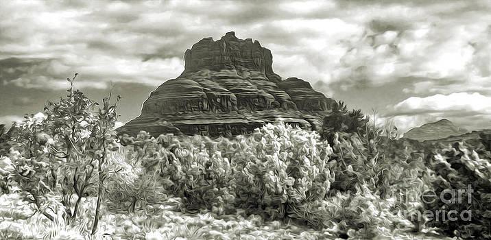 Gregory Dyer - Sedona Arizona Bell Rock