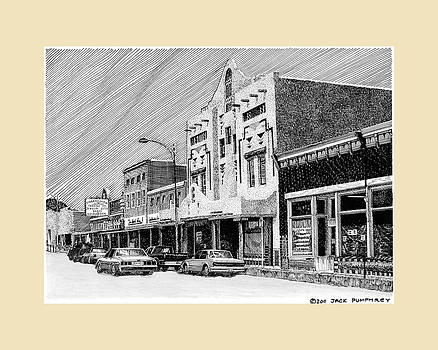 Jack Pumphrey - Silver City New Mexico