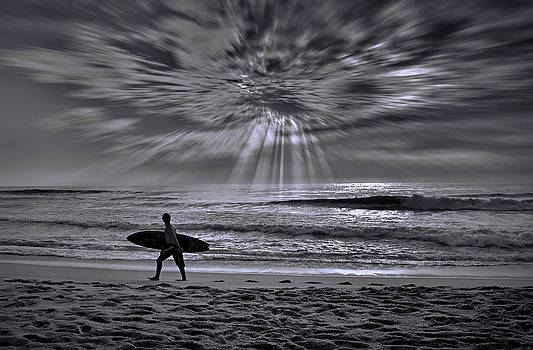 Sky monster by Joao Santos