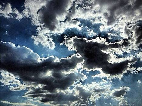 Sky  by Natalya Karavay