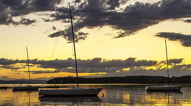 Smooth Sailing by Gregory Johnson