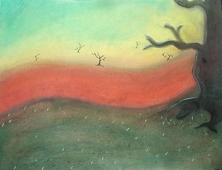 Solitude by Mario  Carter