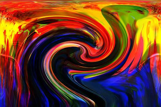 Spiral1 by Gunter Nezhoda