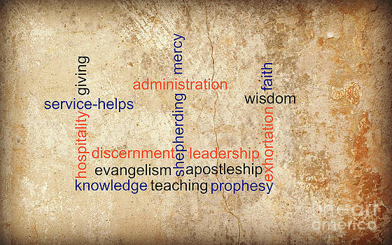 Spiritual Gifts by Eric Liller