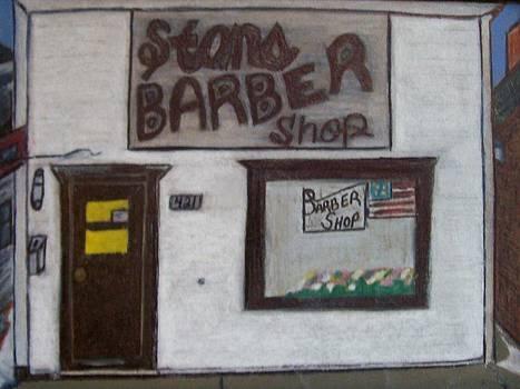 Stans Barber Shop Menominee by Jonathon Hansen