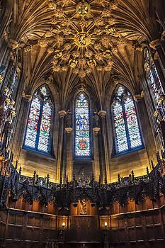 Svetlana Sewell - St.Giles Cathedral