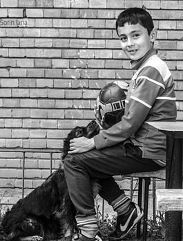 Childhood by Sorin Iana